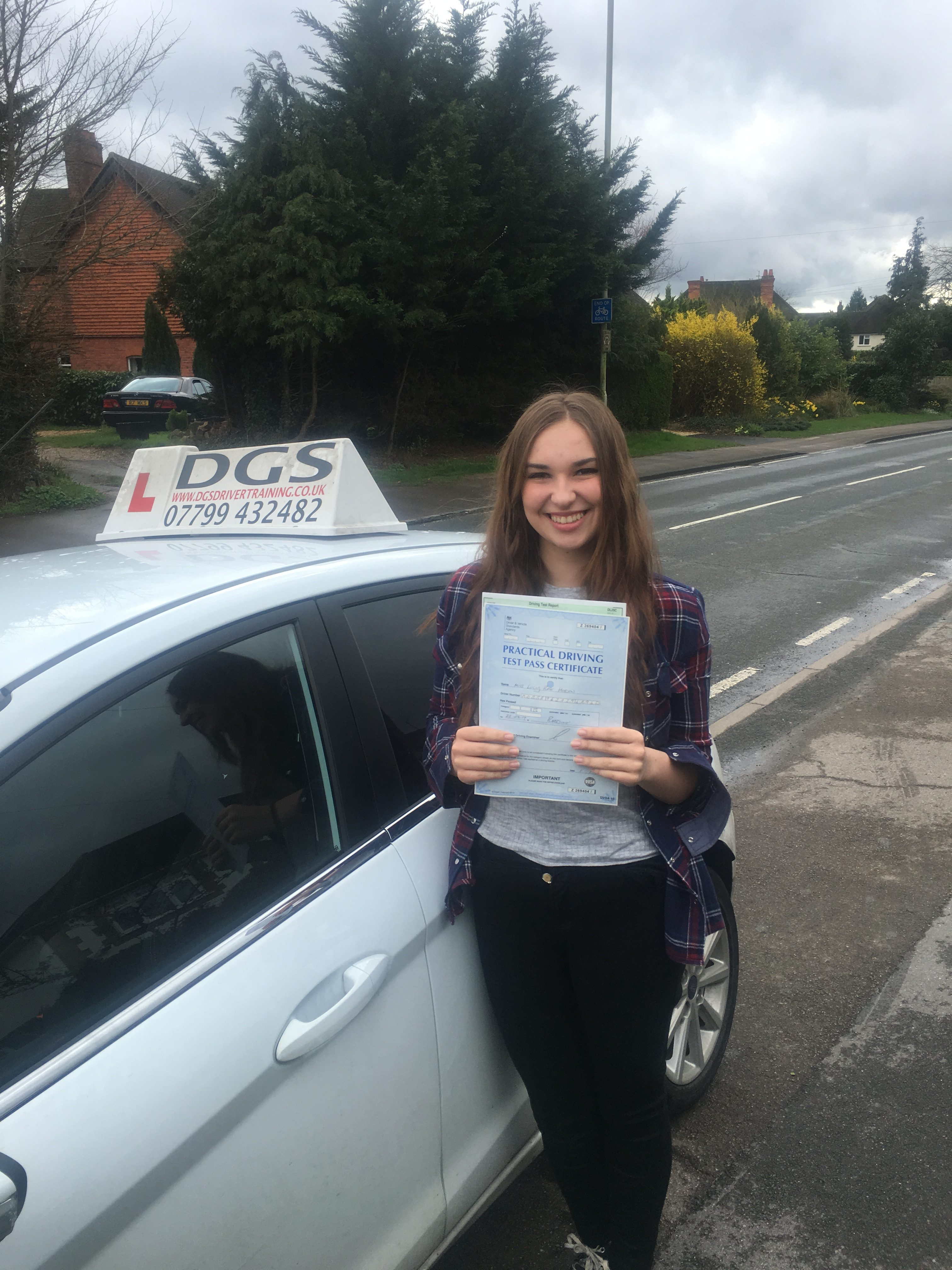 Our Recent Passes and Testimonials – DGS Driver Training